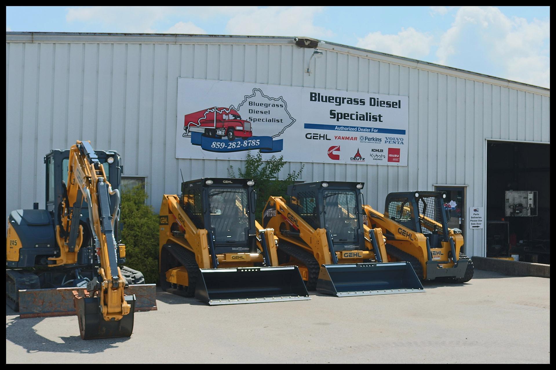 Bluegrass Diesel Specialists – Diesel Engine Service